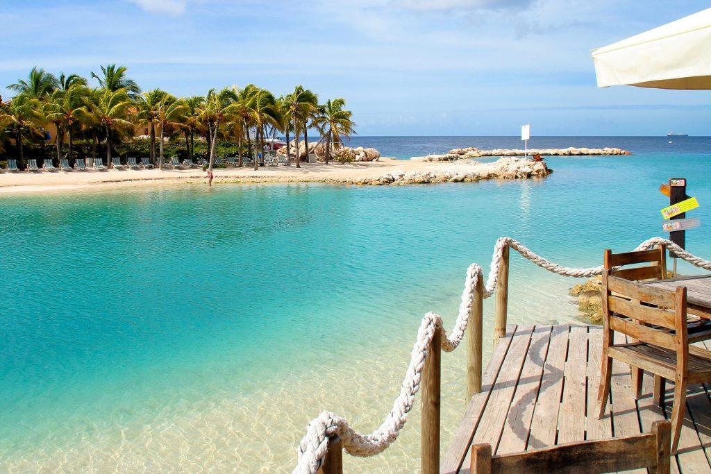 Prachtige stranden op Curaçao